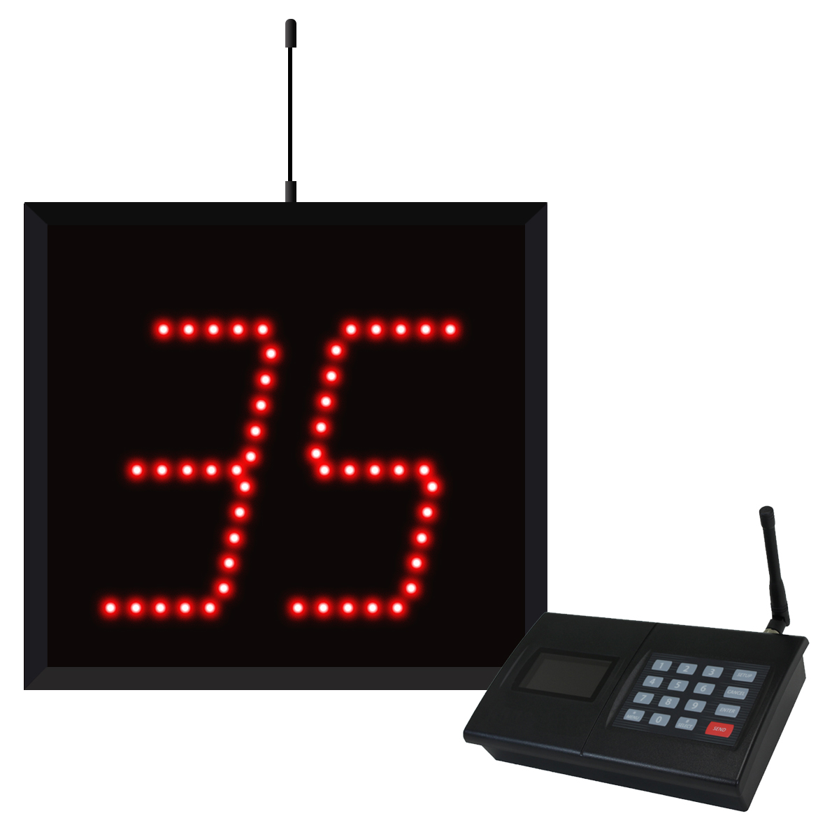 Wireless Single-Number