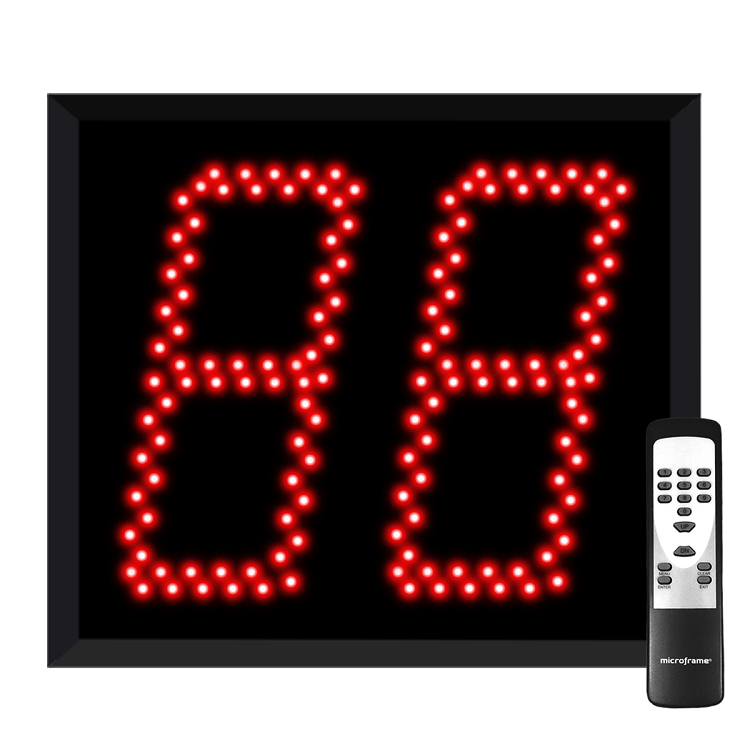 Jumbo 2-Digit Pitch Count Display