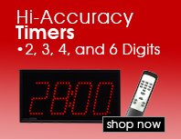 High Accuracy Timers