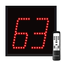 2-Digit Countdown Timer Display