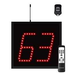 Wireless 2-Digit Timer Display