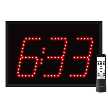 3-Digit Countdown Timer Display