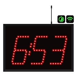 3-Digit Wi-Fi Countdown Timer Display