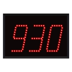 Model 930 (3-Digit) Visual-Pager® Display