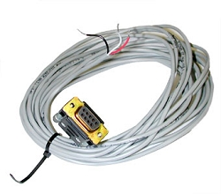 20 Feet DB9 to 3-Wire Adapter