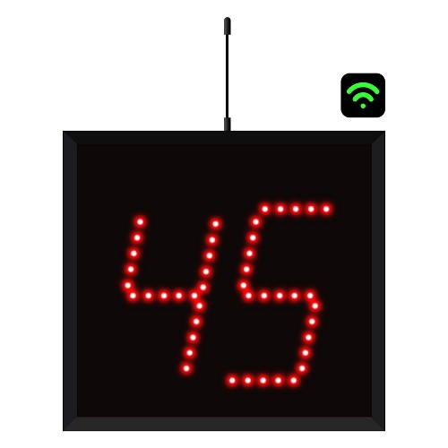 2-Digit WiFi Visual-Pager® Display