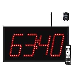Wireless 4-Digit Timer Display