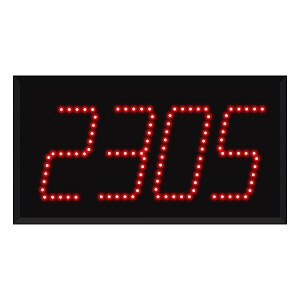 Model 240 (4-Digit) Computer-Controlled Display