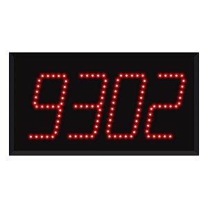 Model 940 (4-Digit) Visual-Pager® Display